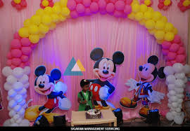 Home Decoration For Birthday by Birthday Party Decoration At Home U2013 Themed Birthday Parties In