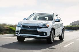 mitsubishi truck 2016 2016 mitsubishi outlander sport refreshed with