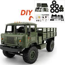si e auto b wpl b 24 1 16 diy montieren sie truck vehicle auto