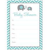 blank invitations baby flat cards baby fill in the blank invitations new born baby