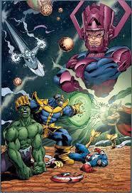 Sentry Vs Thanos Whowouldwin Dr Doom Vs Thanos Vs Darksied Vs Magneto Vs Ultron Vs Parallax