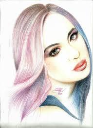 color pencil sketch by nakedcrayon23 on deviantart