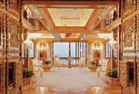Where Does Donald Trump Live Take A Look Inside At Donald Trump U0027s 100 Million Penthouse Arynews