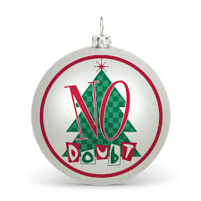 nd holiday u002717 ornament shop the no doubt merch official store