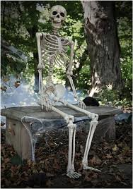 Halloween Skeleton Prop by Complete List Of Halloween Decorations Ideas In Your Home