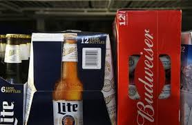 best light craft beers miller lite just booted budweiser from america s three best selling