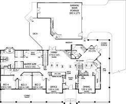 4 bedroom one house plans 113 best house plans images on house plans