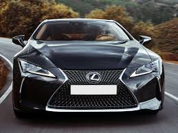 lexus new car new 2018 lexus lc 500 price photos reviews safety ratings