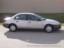 2000 used saturn sl sl manual at signature autos inc serving