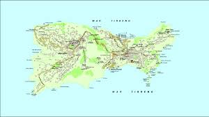 Napoli Map by Large Capri Maps For Free Download And Print High Resolution And
