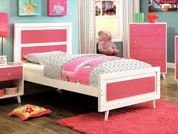 Pink Bed Frames Youth Bed Frames Caravana Furniture