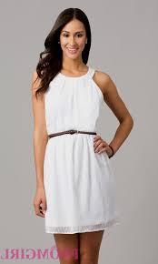 graduation dresses high school white dresses for high school graduation naf dresses