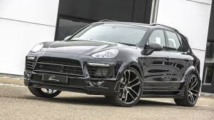 porsche cayenne all black 2016 lumma design clr 558 gt r based on porsche cayenne black