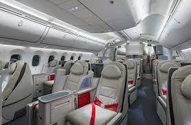 747 Dreamliner Interior Boeing Royal Jordanian Celebrates Its First Delivery Of The 787