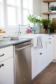 farmhouse style kitchen details the harper house