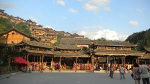 traditional culture preservation in chinese ethnic tourism community