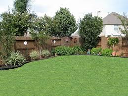 backyard landscape ideas for privacy awesome backyard