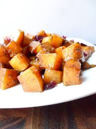 candied butternut squash recipe sinful nutrition