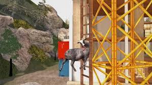 goat simulator apk goat simulator 1 4 3 apk apk data mod