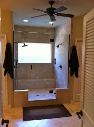 shower stall ideas for a small bathroom remodelaholic master bathroom remodel with double shower