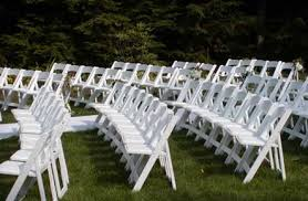 Wedding Chair Rental Interesting White Garden Chairs With Chair Rental Chair Covers