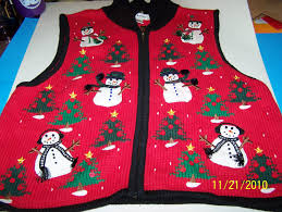 ugly christmas sweaters for men with lights williams