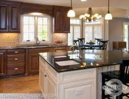 Benefit Of Kitchen Prep Sink  Normandy Remodeling - Kitchen prep sinks
