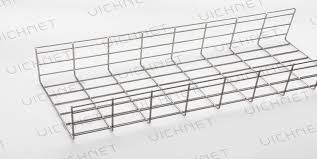 Cable Tray Under Desk Wire Mesh Cable Tray Cable Basket Fiber Optical Cable Tray Cable