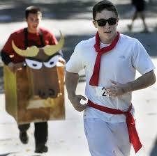 Bull Halloween Costume Halloween Costumes Runners Live