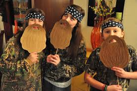 Duck Dynasty Halloween Costumes Honey Pot Boo Boo U0027s Big 4 0 Duck Dynasty Style