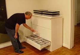 Vinyl Record Storage Cabinet Can Am Vinyl Lp Storage Cabinet