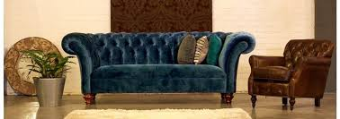 Blue Velvet Chesterfield Sofa by Sofa Extraordinary Chesterfield Sofa For Living Room