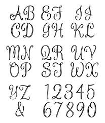 monogramed letters large monogram letters tomyumtumweb