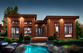 prefab house log contemporary timber frame house santiago