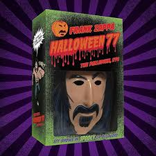 trick or treat frank zappa u0027s u0027halloween 77 u0027 box set will scare