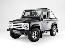 2007 Land Rover Defender 90 Svx Pictures History Value Research