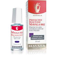 mavala 002 protective base coat 10ml reviews free shipping