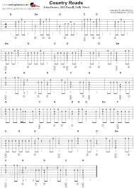 country roads flatpicking guitar lesson guitarnick com