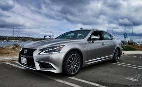 lexus ls executive package 2017 lexus ls460 f sport road test review by ben lewis