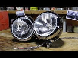 speedway guide 682 c style black headlights youtube