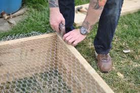 Diy Patio Planter Box Simple Diy Outdoor Wood Planter Shelterness