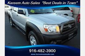 2005 toyota tacoma kelley blue book used 2010 toyota tacoma for sale pricing features edmunds