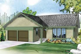 L Shaped Home Ranch House Plans Kenton 10 587 Associated Designs