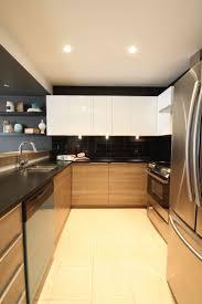 cuisine moderne blanche cuisine bois et blanche clair with cuisine bois et blanche