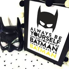Batman Room Decor Nz — SMITH Design How to decorate a room with