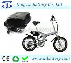 sede rana piccola rana tipo sede della bici elettrica della batteria 24 v