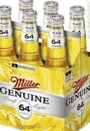 miller genuine draft light nv miller genuine draft 64 light beer tasting notes market data