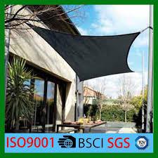 Sail Cloth Awnings Sun Shade Sail Shade Cloth Canvas Awning Canopy Shading Waterproof