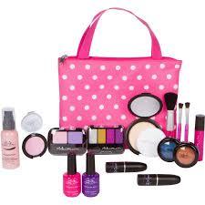 Makeup Kit pixiecrush pretend play makeup kit designer polka dot
