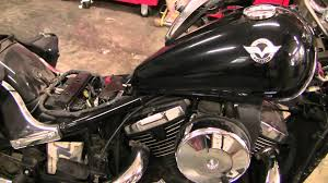 broken motorcycle speedometer cable replacement kawasaki vulcan